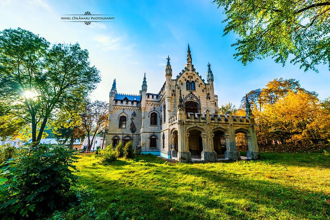 Castelul Miclauseni