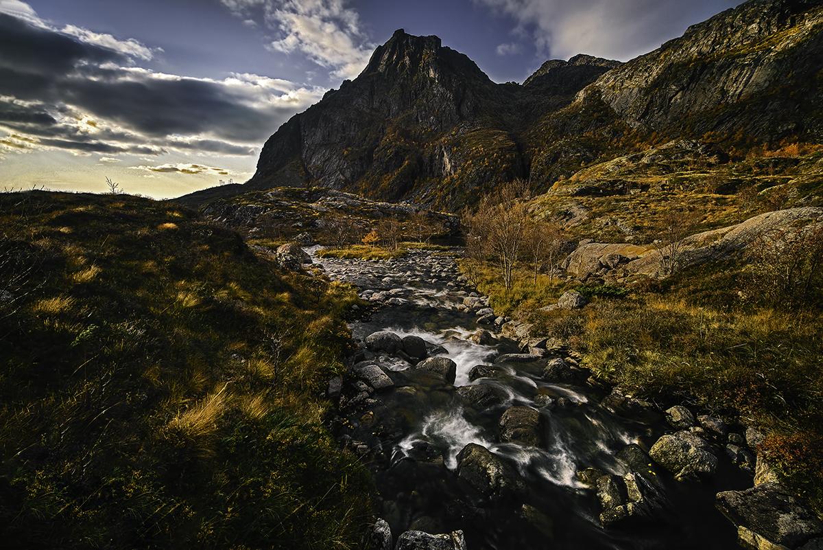 Norwegian fall