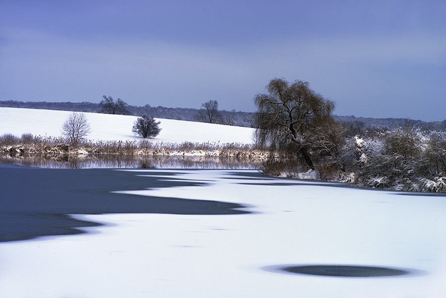 Lacul Caldarusani