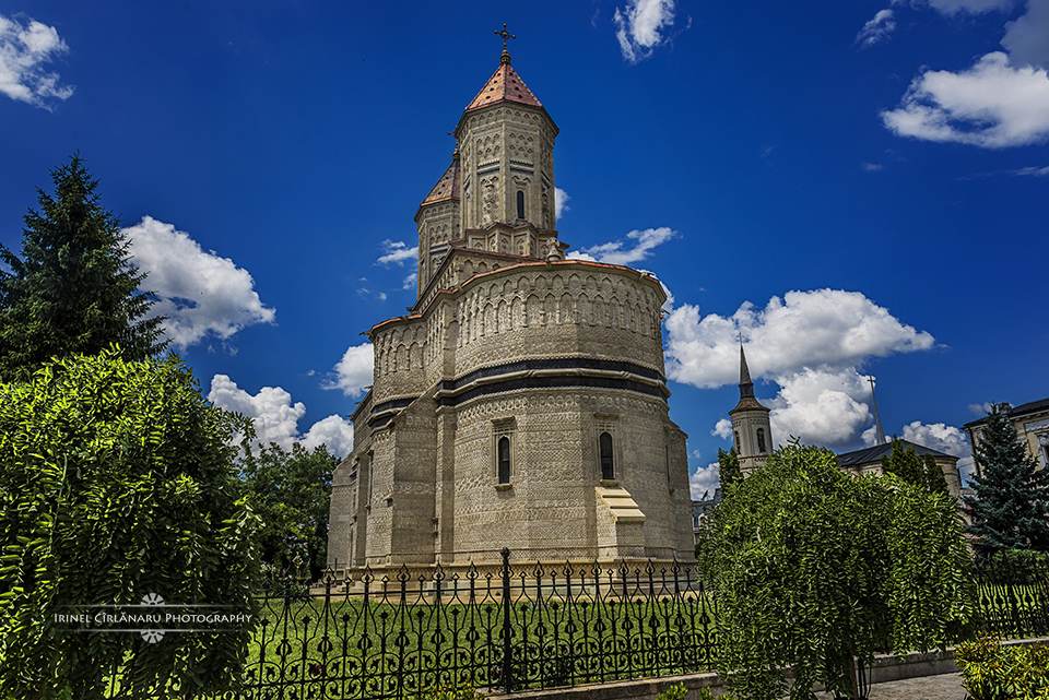 manastirea sfintii trei ierarhi iasi