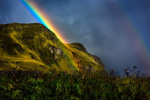 Rainbows Hunter