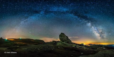 Sphinx of Bucegi Mountains – Virtual Tour
